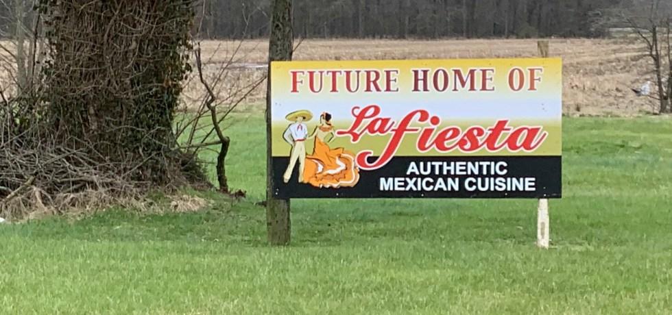 Future Home of La Fiesta