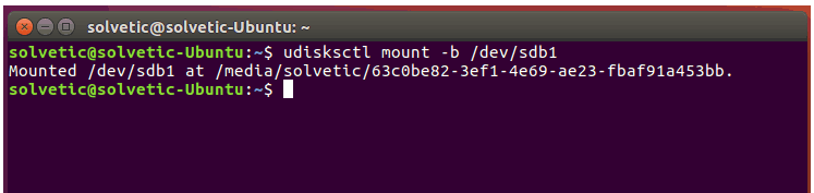 Commands To Mount & Unmount Partitions in Linux – TheLinuxCode