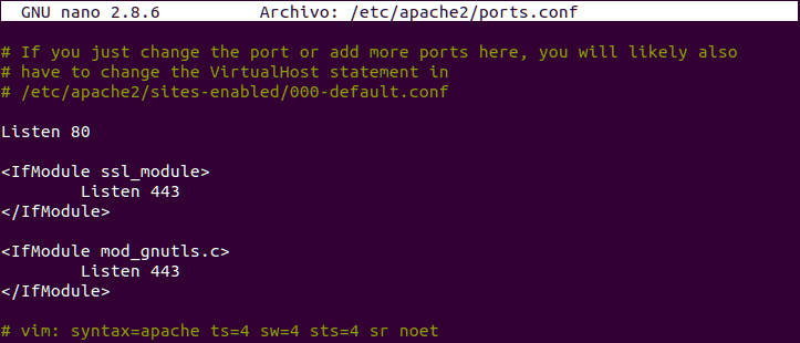 How To Change Apache HTTP Port in Linux – TheLinuxCode