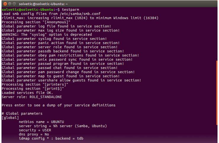 Install Samba on Ubuntu & Share Files with Windows 10 – TheLinuxCode