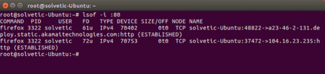 How To Check TCPIP Open Ports on Linux – TheLinuxCode