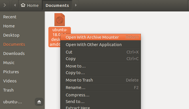 3 Easy Ways to Mount ISO on Ubuntu & Debian – TheLinuxCode