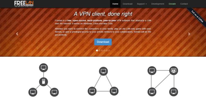 freelan open source vpn
