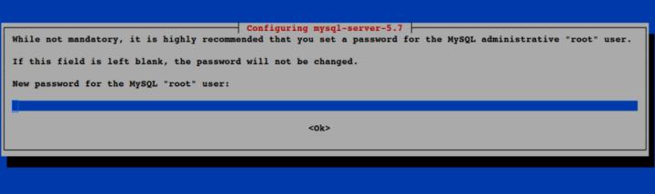 install mysql on ubuntu