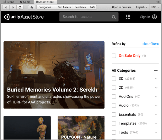 Scratch To Unity: User Interface | The Liquid Fire