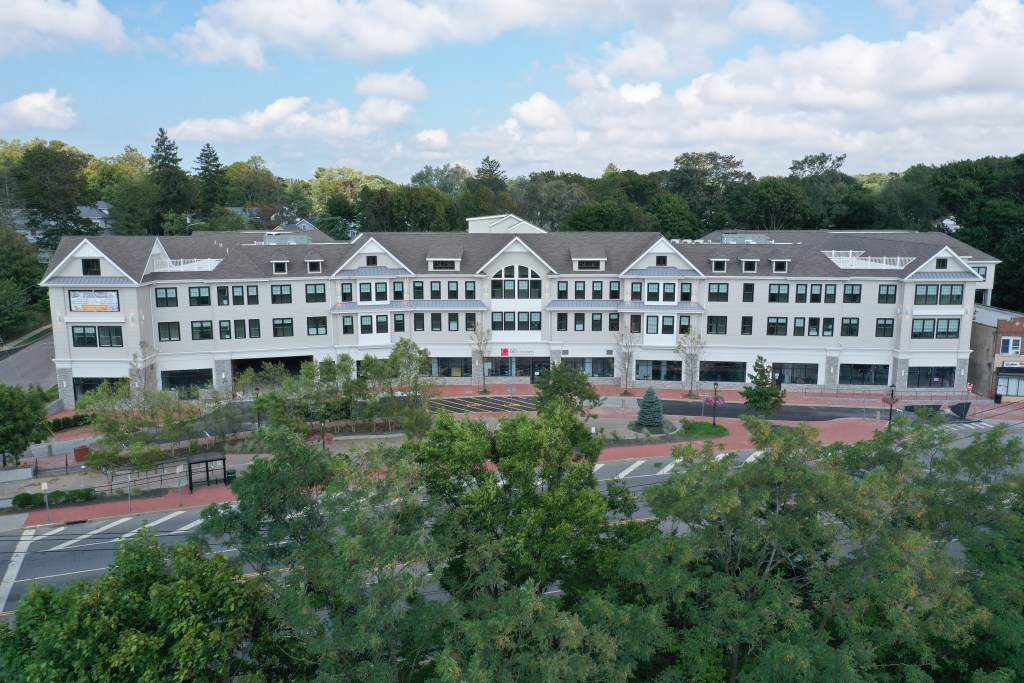 This mixed-use property on Long Island's financing was done by the commercial real estate advisors at The Liquidity Source.