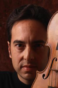 Timothy Judd, violinist