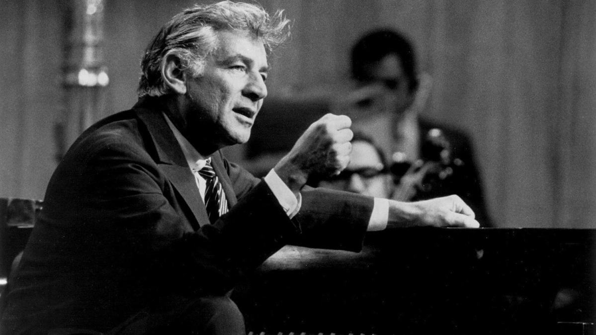 Bernstein at 100: From Broadway to the Symphony