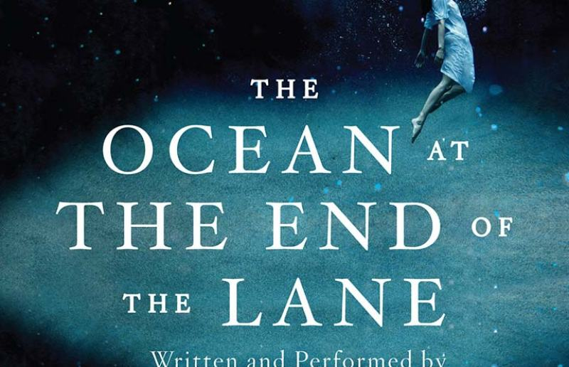 Audiobook Review:  The Ocean at the End of the Lane by Neil Gaiman