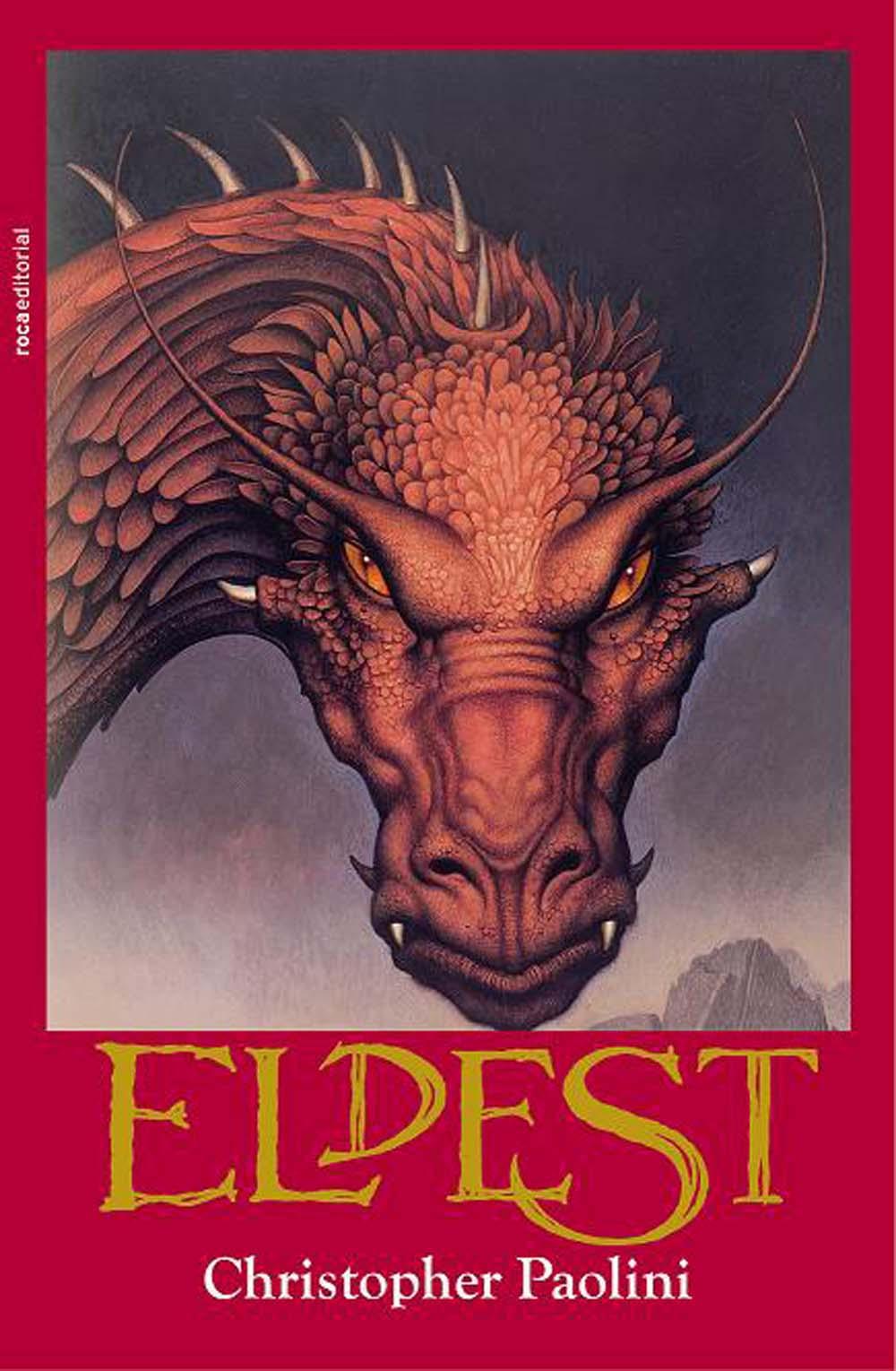 Book Review:  Eldest