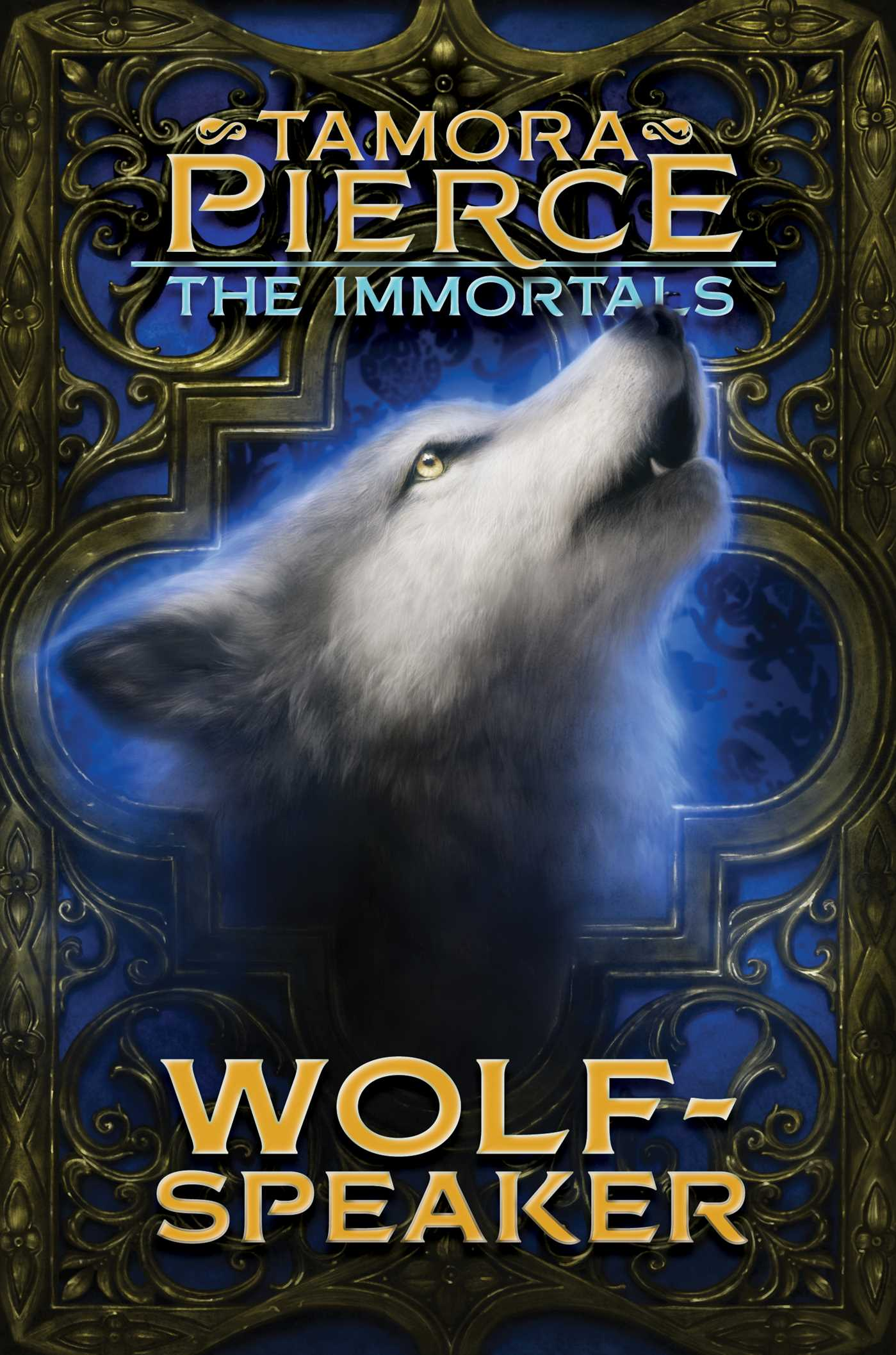 "Book Review:  ""Wolf Speaker"" by Tamora Pierce"