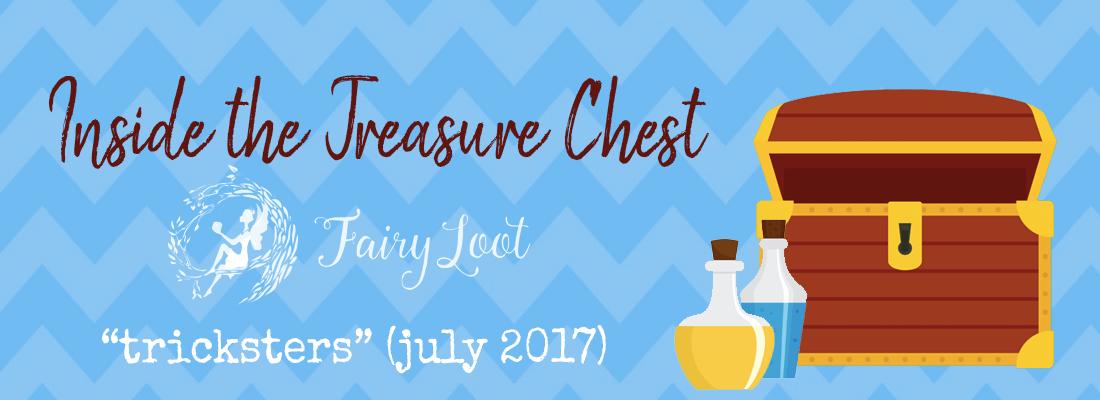 July FairyLoot Unboxing (+ Kitten)