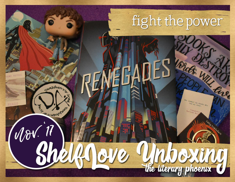 "ShelfLove Unboxing – ""Fight the Power"""