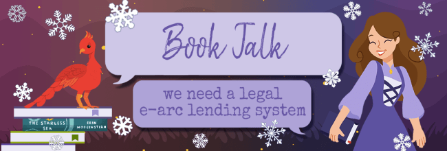 We Need a Legal eARC Lending System