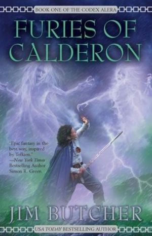 Furies of Calderon by Jim Butcher