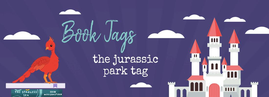 Jurassic Park Book Tag