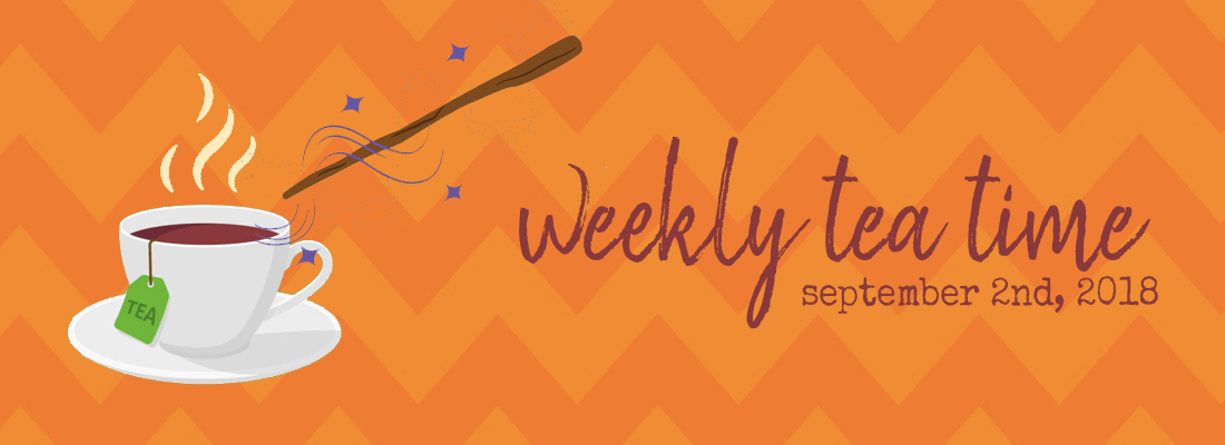 Weekly Tea Time for the Soul #1 – A Gloom of Witches & Messy Love Stories