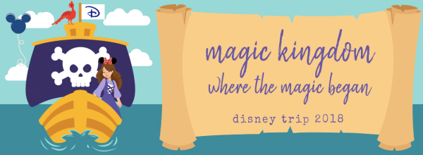 Magic Kingdom:  Where the Magic Began (In Florida) (Disney Pt. 4)