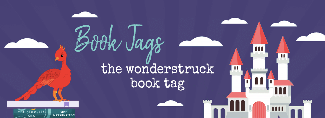 The Wonderstruck Book Tag // Taylor Swift + Books= YES!