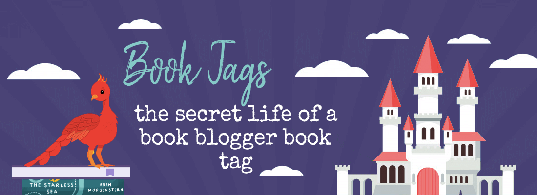 The Secret Life of a Book Blogger Tag // In Which I Talk About How I've Been Blogging Forever. FOR. EV. ER.