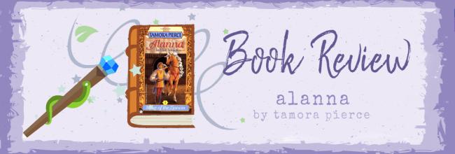 Alanna by Tamora Pierce
