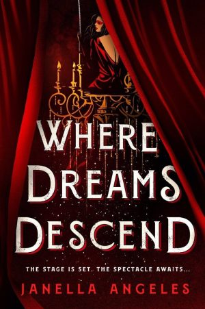 Where DreamsDescend by Janella Angeles Book Cover