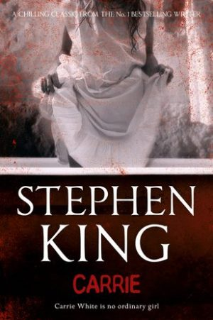 Carrie by Stephen King Paperback