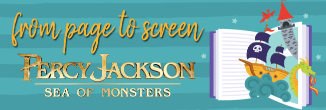 Book Vs. Movie:  Percy Jackson and the Sea of Monsters (SPOILERS!)