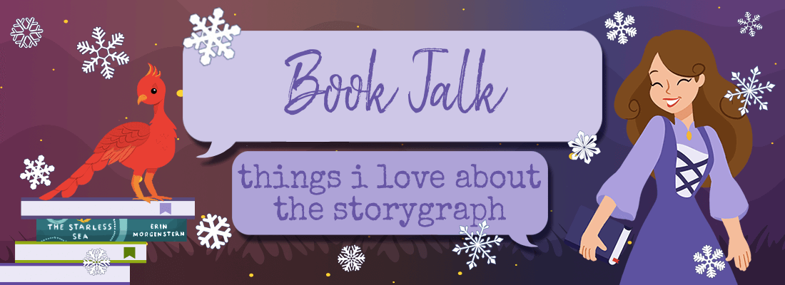 The StoryGraph Is Amazing & You Need To Join (Warning: Severe Fangirling)