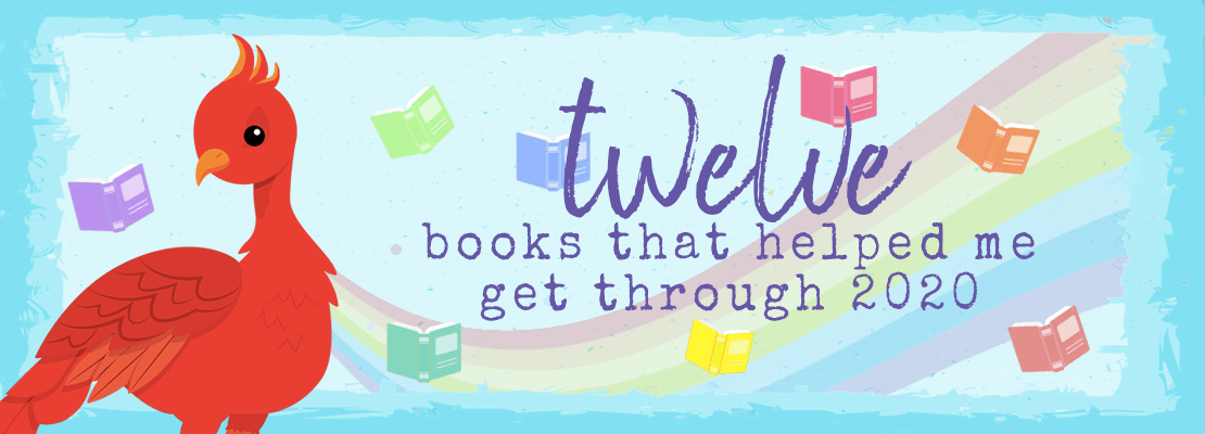 12 Books That Helped Me Get Through 2020