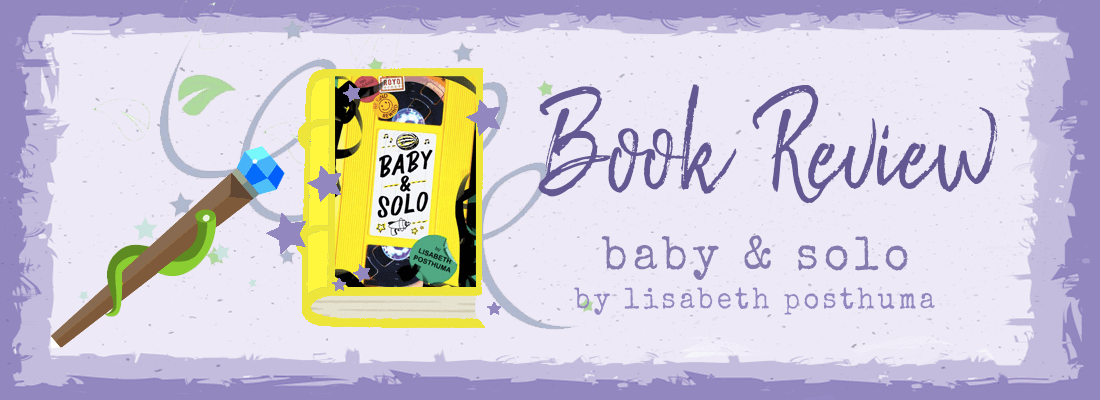 Baby & Solo by Lisabeth Posthuma