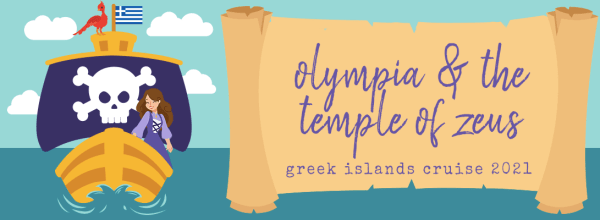 Olympia & the Temple of Zeus (Greek Islands Cruise 2021)