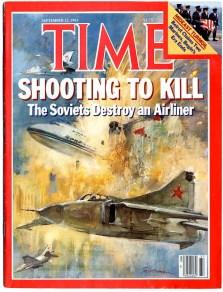 Time Magazine, September 1983