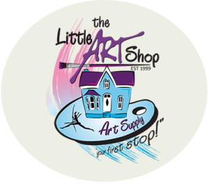 The Little Artshop Logo