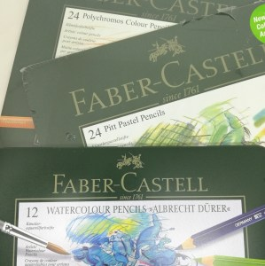 Faber Castell Artists range