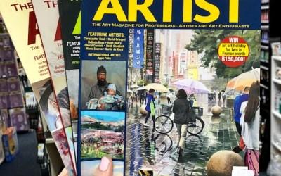South Africa Artist Magazine