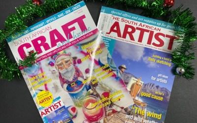 South Africa Artist Magazine Issue 57/5
