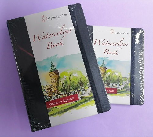 Hahnemuhle Watercolour Books
