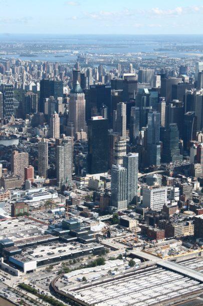 Manhattan helicopter ride