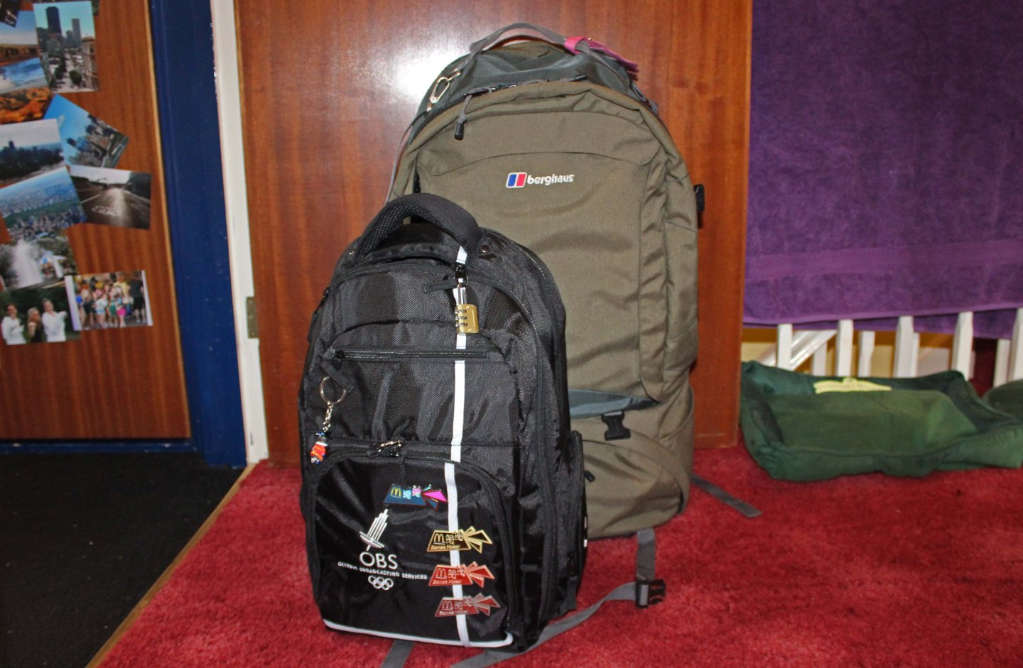 My Packing List – Getting The Balance Right