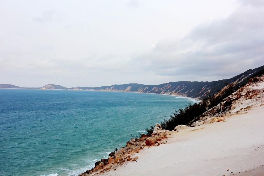 East Coast Australia Rainbow Beach