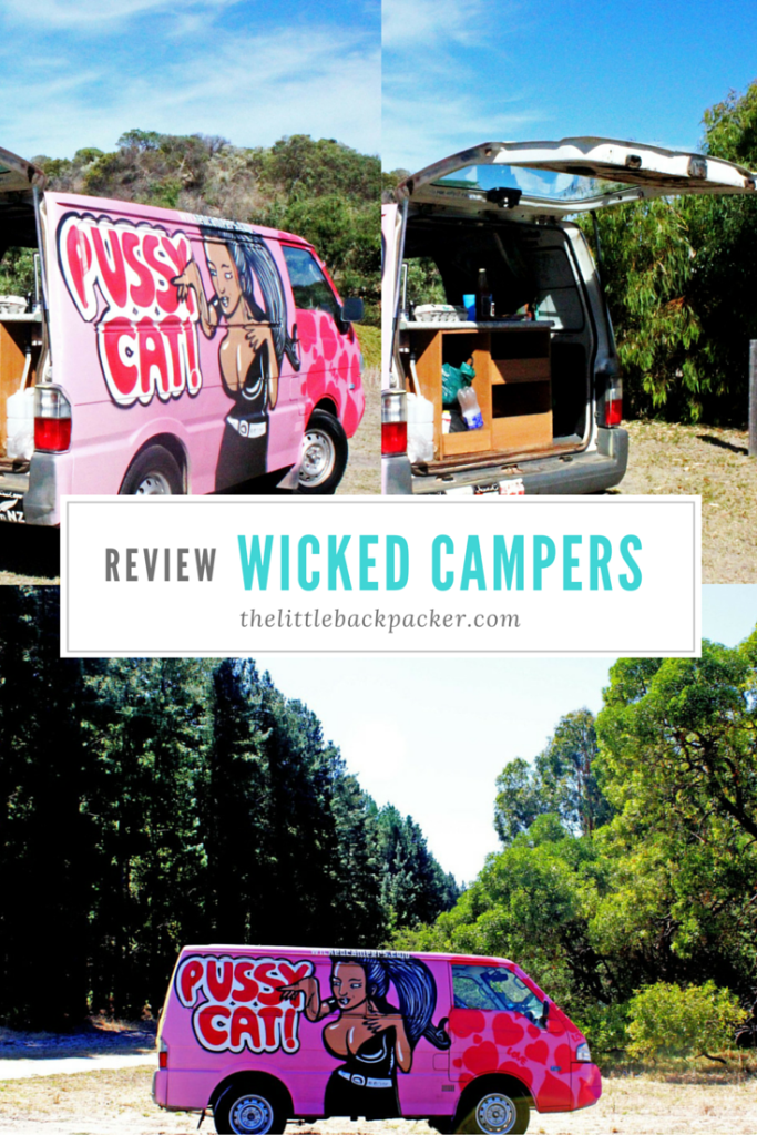 Wicked Campers Review