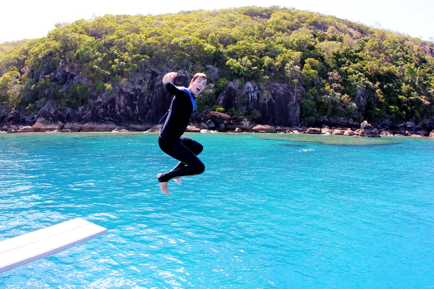 GUEST POST: Diving the Great Barrier Reef