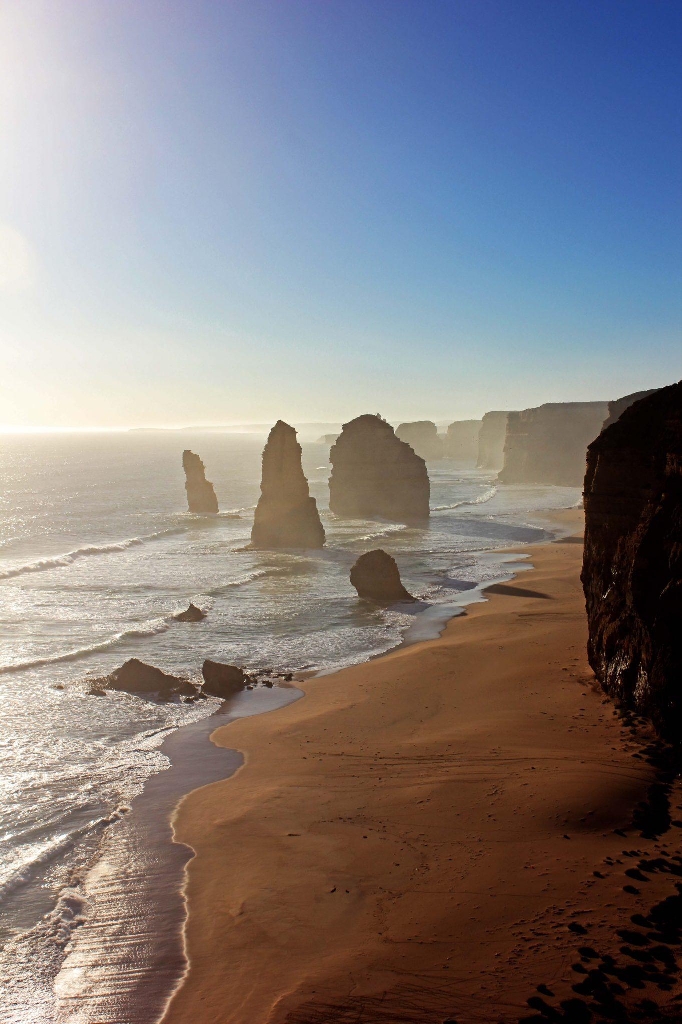 Sunset at the 12 Apostles – Photo Essay