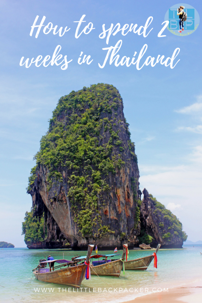 How to spend 2 weeks in Thailand