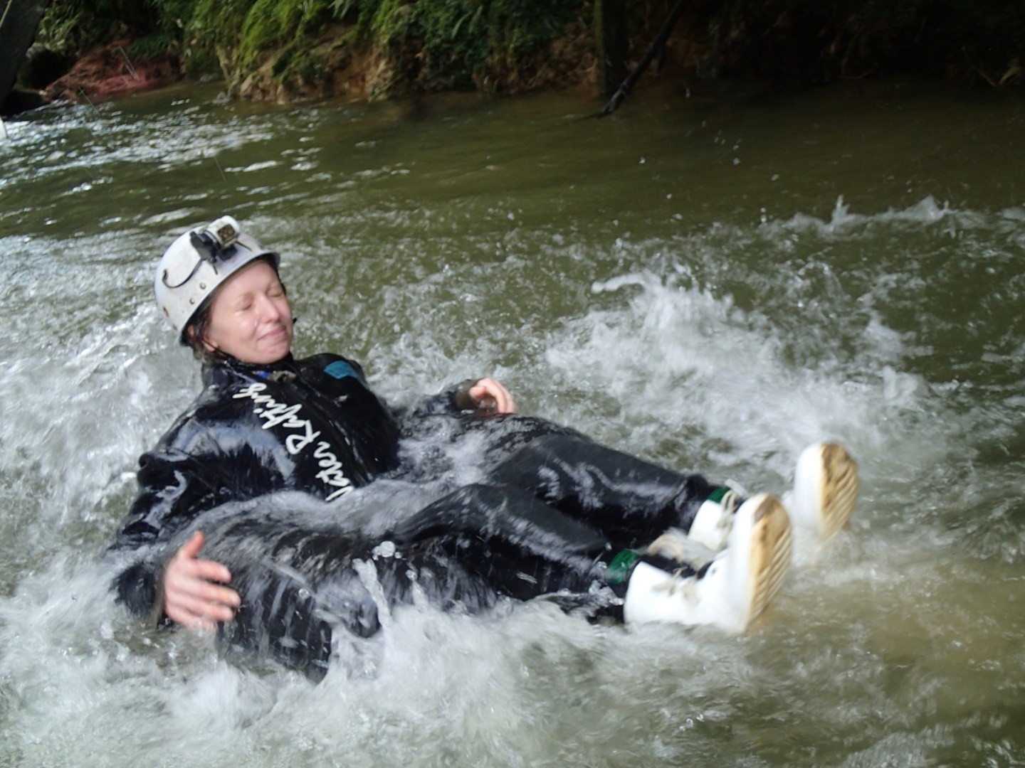 Black Water Rafting in Waitomo