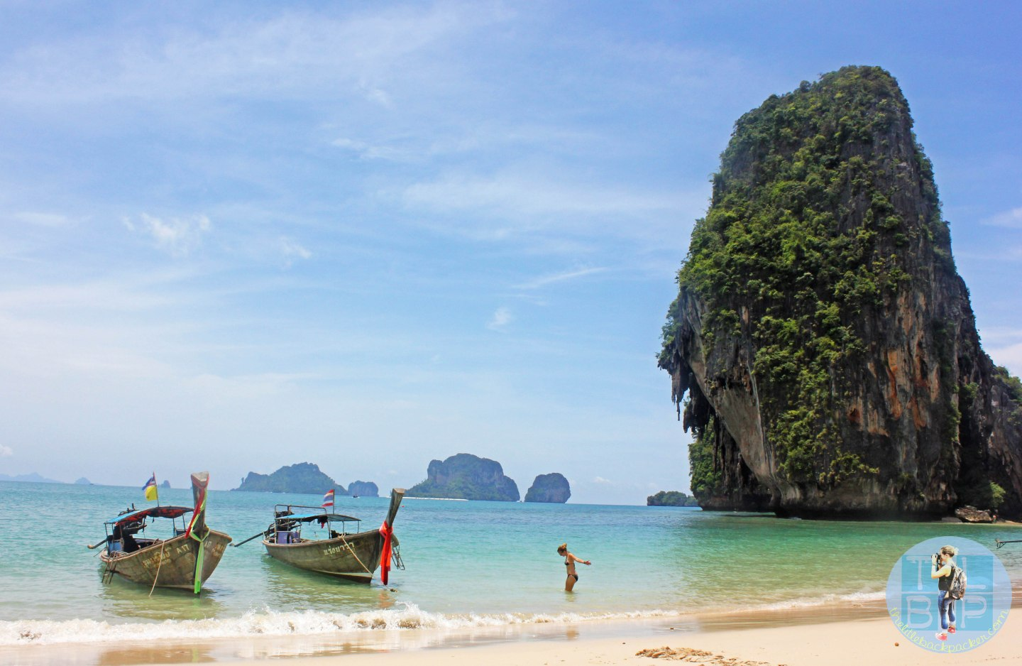 A Day At Railay Beach – Photo Essay