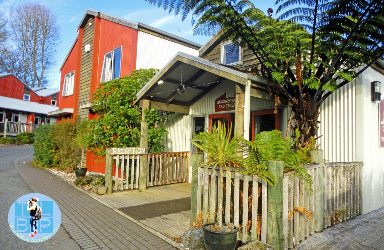 Kiwi Paka Hostel, Waitomo Review