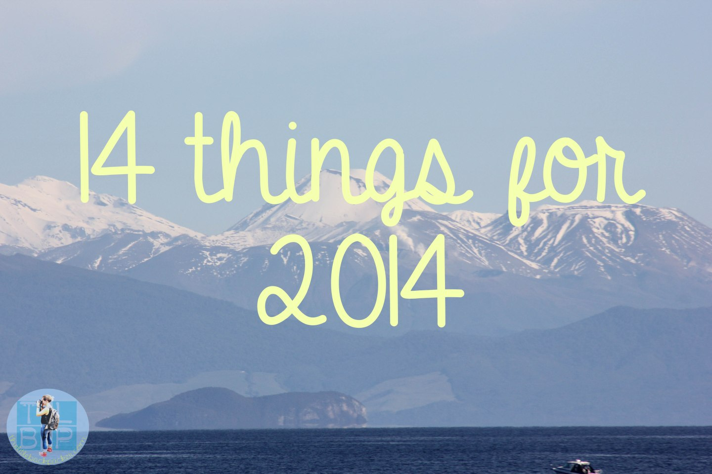 Infographic: 14 Things For 2014