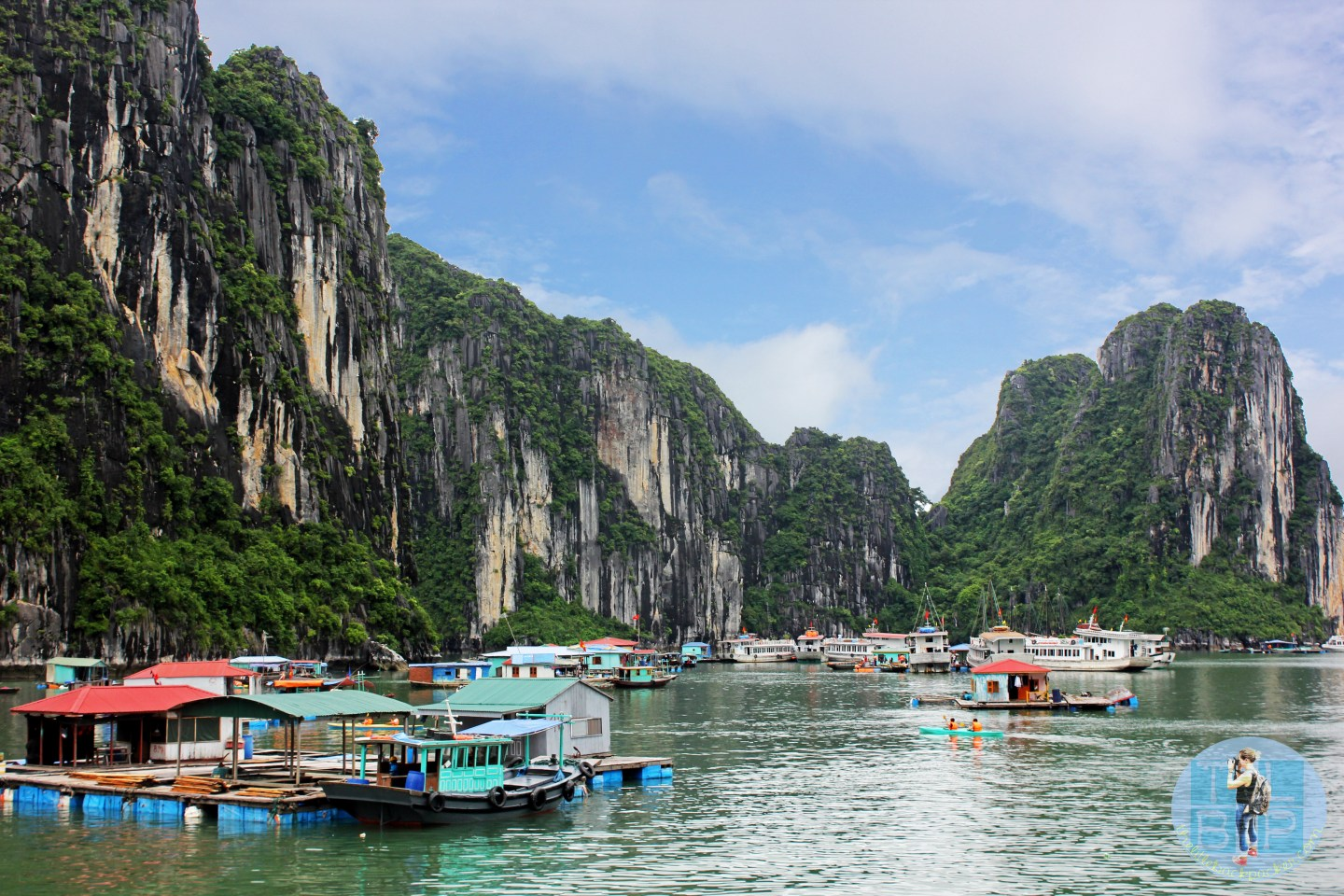Halong Bay In Photos